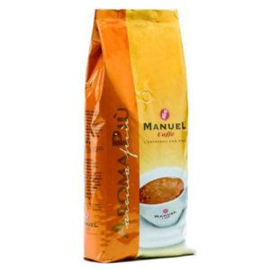 Кофе в зернах Manuel Aroma Piu 1кг.