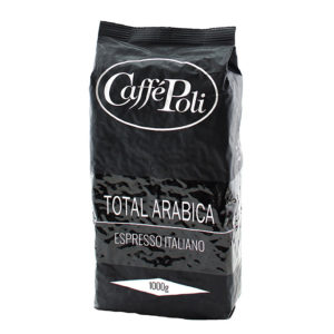 "Кофе в зернах ""Poli 100% Arabiсa"", 1 кг"