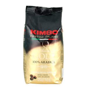 Кофе KIMBO Aroma Gold 100% Arabika, 250 г