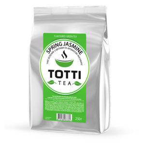 Зеленый чай Весенний Жасмин (Тотти)