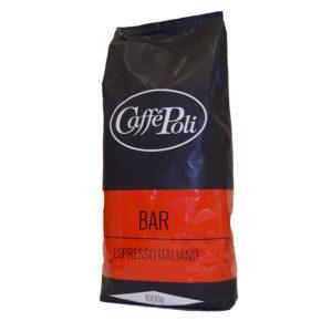 Кофе в зернах Poli Bar ,1 кг