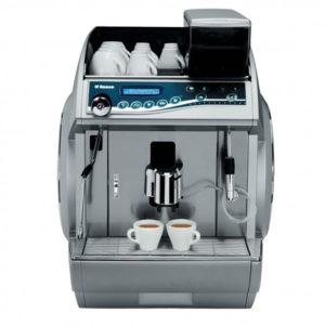 Кофемашина Idea cappuccino серебристо-серый