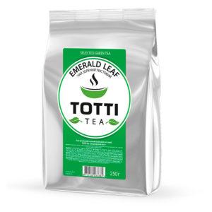 Чай зеленый Изумрудный Лист (Тотти)