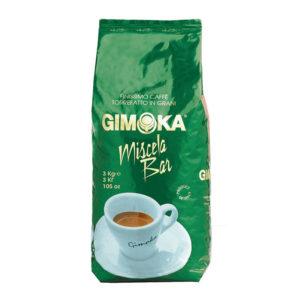 Кофе в зернах Gimoka Gimoka MISCELA BAR VERDE, 3кг