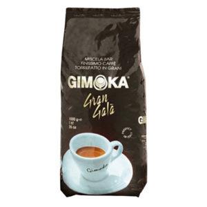 Кофе в зернах Gimoka NERO GRAN GALA, 1кг