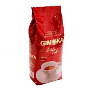 Кофе в зернах Gimoka ROSSO, 500г