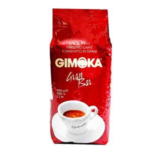Кофе в зернах Gimoka ROSSO GRAN BAR, 1кг