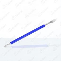 Кисточка бариста (латте арт) синяя тм Motta