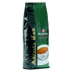 Кофе в зернах Manuel Aroma Bar 1кг.