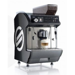 Кофемашина Idea Restyle cappuccino (серебристо-серый)