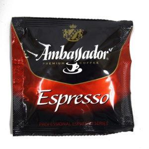 Кофе в монодозе амбассадор эспрессо