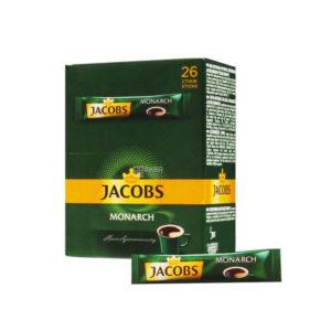 Кофе растворимый Jacobs Monarch 1.8 г х 26 стиков